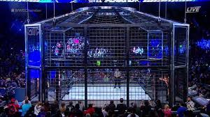 WWE revamped the Elimination Chamber steel cage to be more 'human flesh-friendly' in 2017