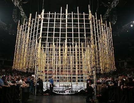 The Punjabi Prison steel cage structure