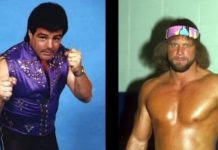 Randy Savage and Bill Dundee - Their Legitimate Parking Lot Brawl