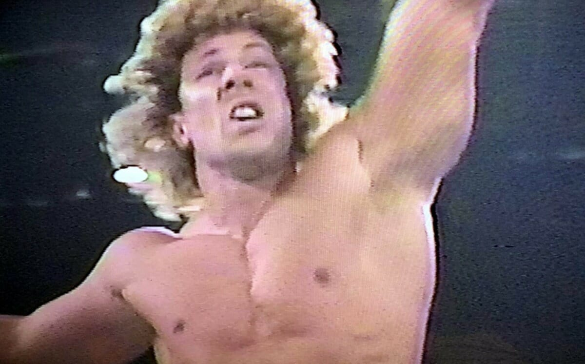 Winner of the match: Tom Magee! Mary-Kate Anthony provided further evidence on Twitter that the tape she has in her possession is, in fact, the legitimate, rare match between Tom Magee and Bret Hart, which up until this point was thought to be forever lost to the WWE archives.
