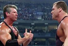 Kurt Angle and Vince McMahon | Their Infamous Airplane Fight