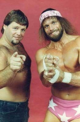 The highly anticipated match between Jerry 'The King' Lawler and Randy 'Macho Man' Savage drew more than 8000 fans at sold-out Rupp Arena.