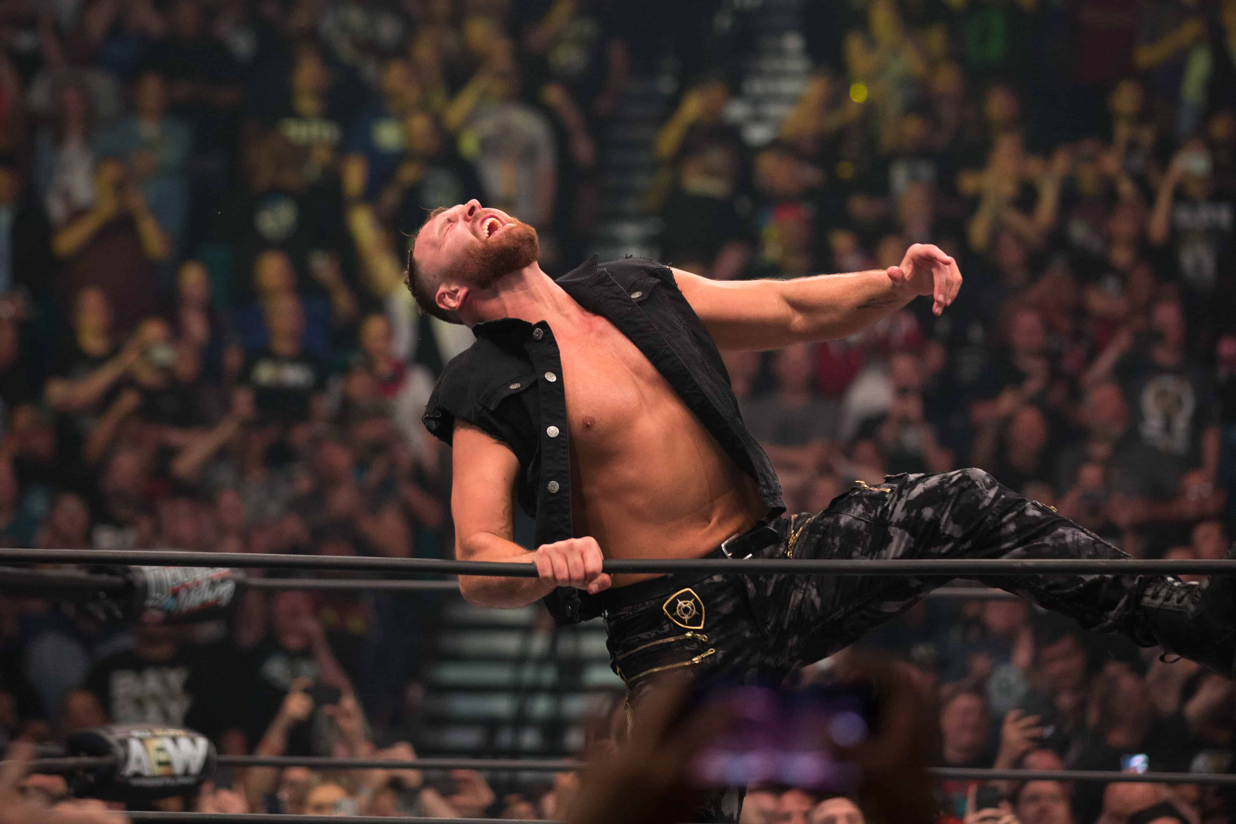 Jon Moxley is set to make a positive difference in AEW and beyond.