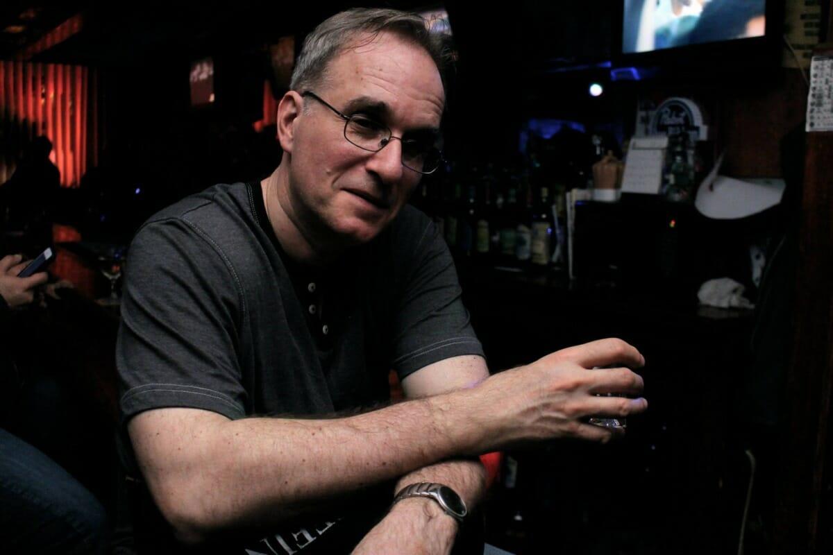 Associate Producer of The Wrestler and 350 Days, Evan Ginzburg