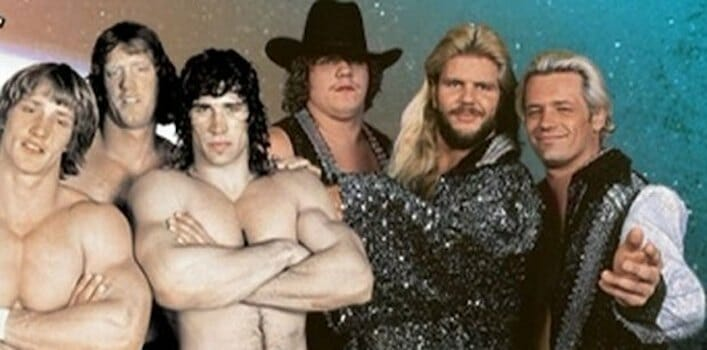 The Von Erichs and The Freebirds had one of the best feuds in wrestling history.