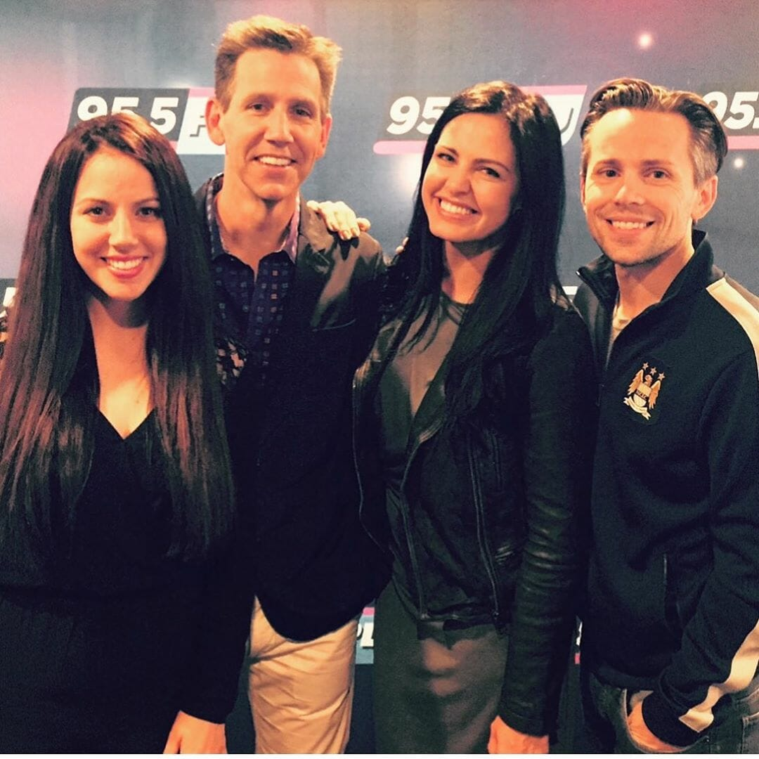 Todd Pettengill on his last day with his