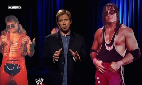 Todd Pettengill returned to WWE in 2013 to host the 'Best of In Your House' DVD
