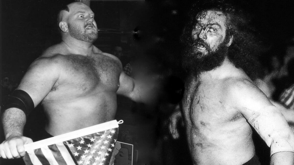 Leon White (who would later become Big Van Vader) had many stiff run-ins with Bruiser Brody in and out of the ring early on in his career.