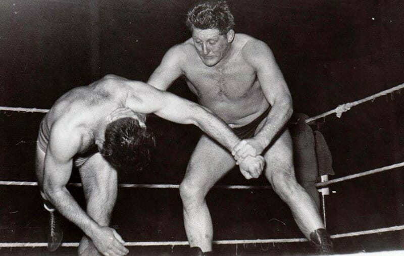 Hiro Matsuda later adopted Karl Gotch's no-nonsense approach to training students.