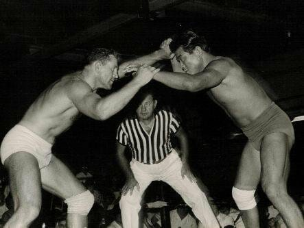 The legendary Danny Hodge and Hiro Matsuda rivalry took place in several states as well as in Japan.