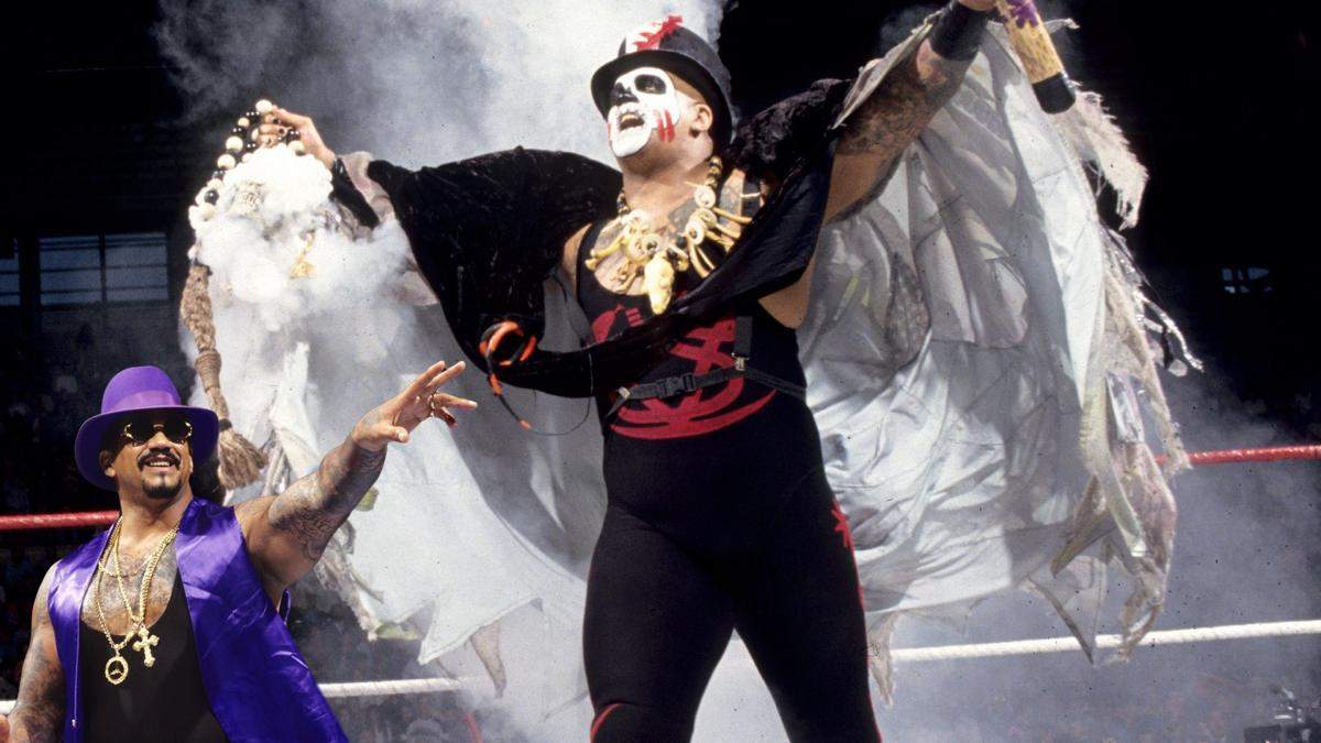 'The rumors of me hating the Papa Shango gimmick are true.' Wrestler Charles Wright (also known for playing the roles of The Godfather and Kama in WWE) opens up about why he hated playing the role of Papa Shango.