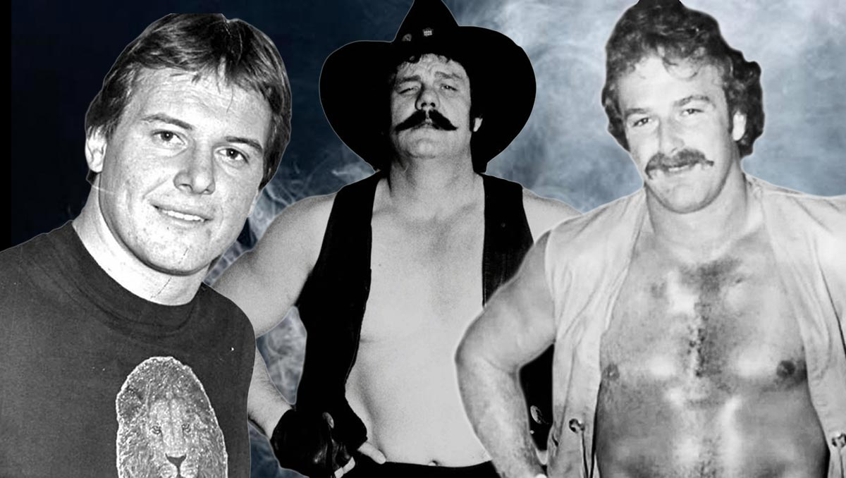 Roddy Piper, Jake Roberts, and Blackjack Mulligan - Becoming a Wrestler