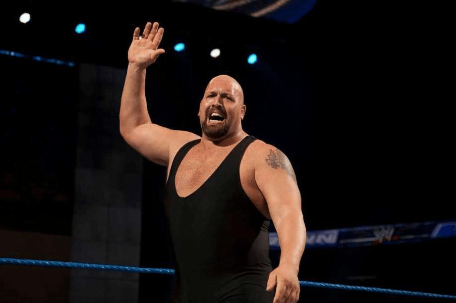 'The Big Show' Paul Wight