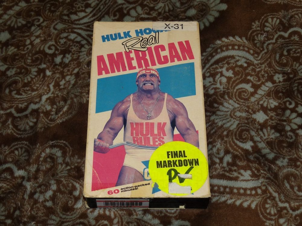 Coliseum Home Video's 'Hulk Hogan Real American'