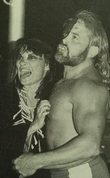 """The Lock and """"The Prince of Darkness"""" Kevin Sullivan."""