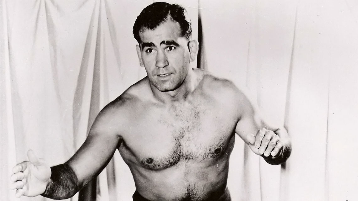 Even the legendary Lou Thesz eventually needed to change with the times from straight forward grappling to more of an entertainment style.