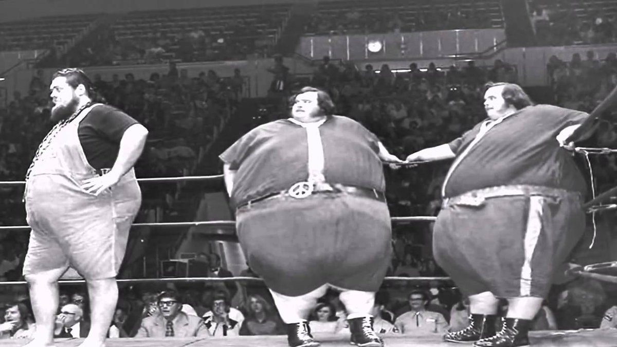 The McGuire Twins making the 600 lb