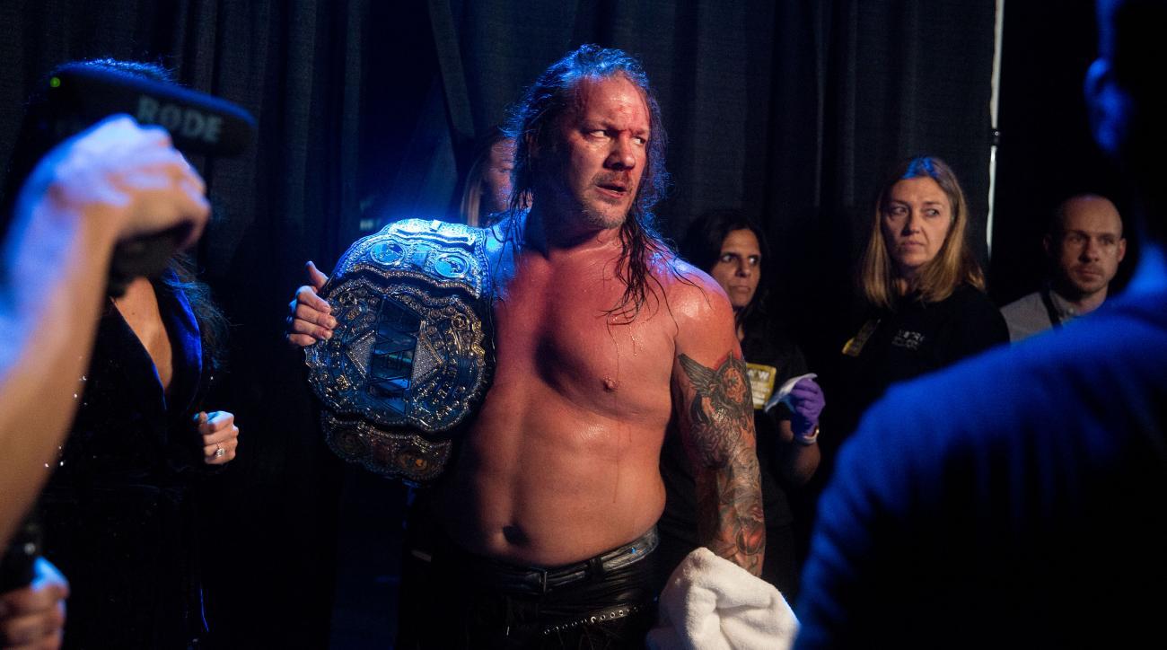 Chris Jericho Joins a Long List of Champs Whose Title Belts Went Missing