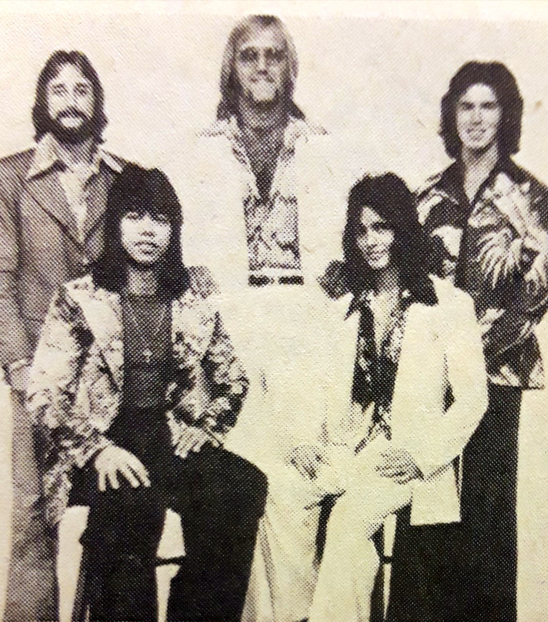 Before finding his calling in the world of professional wrestling as Hulk Hogan, Terry Bollea was the bass player of band called Ruckus based out of Tampa, Florida.