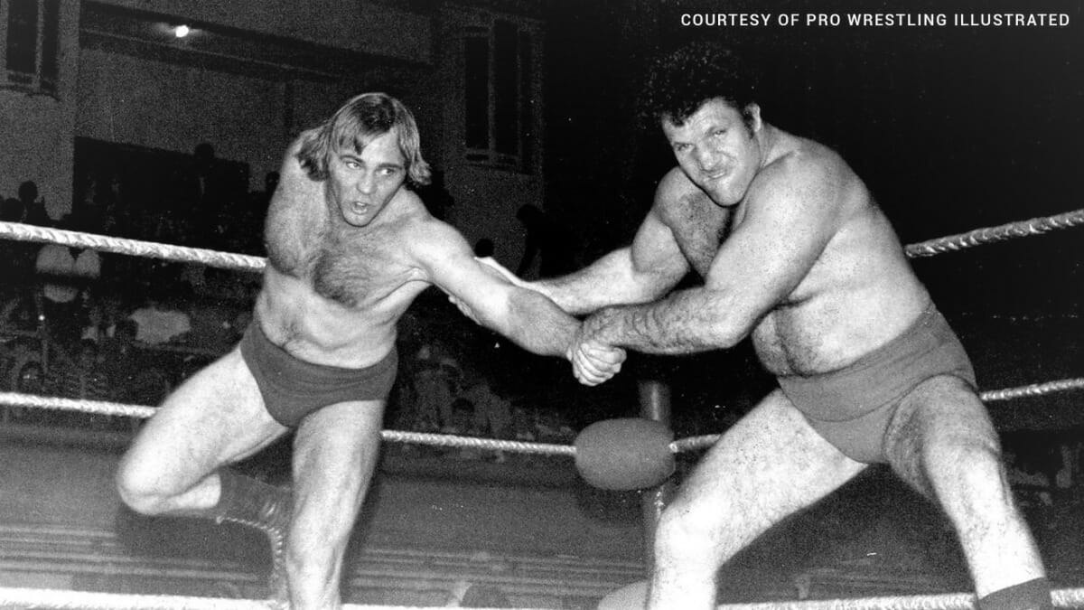 """Larry Zbyszko and Bruno Sammartino would eventually have the fans coming out in droves to watch their grudge matches leading to the """"Showdown at Shea."""""""