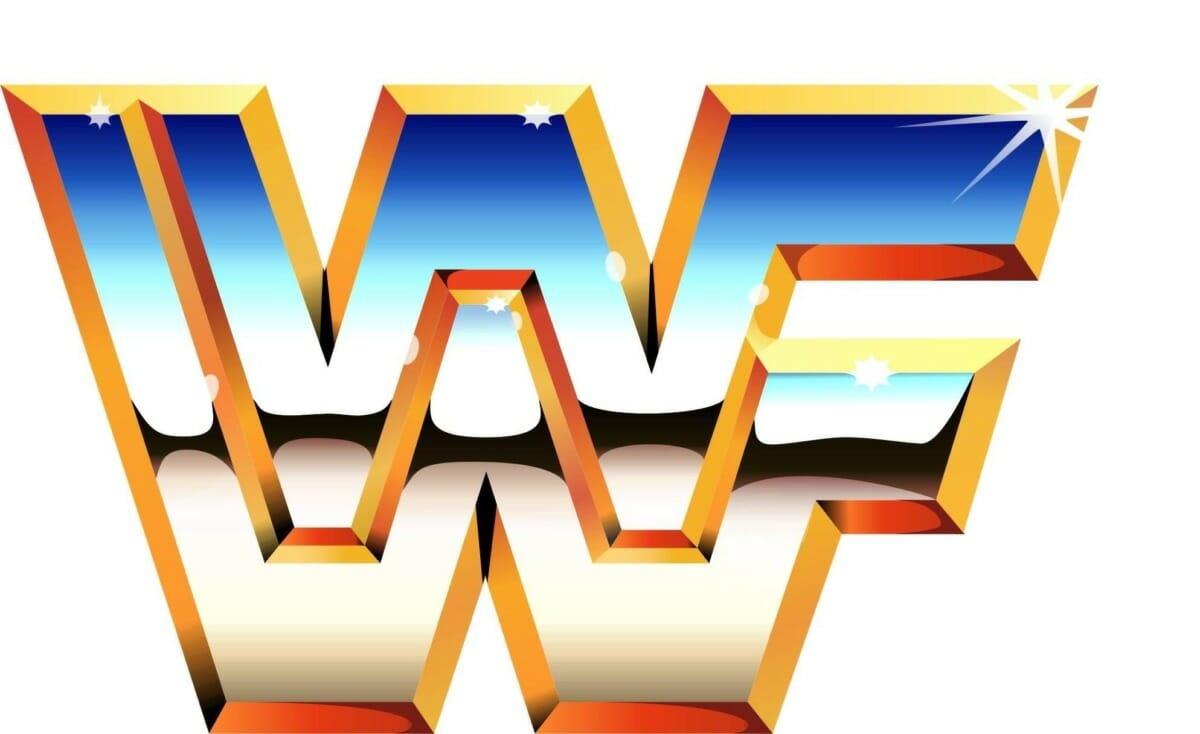 The classic WWF logo