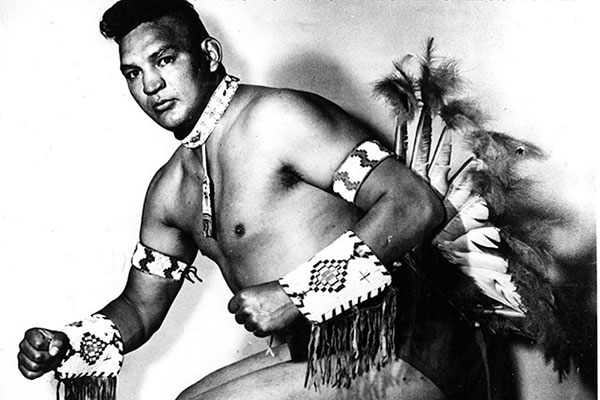 Chief Don Eagle was a very hot commodity at the time he was double-crossed in Chicago.