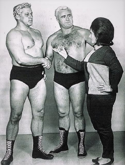 From left to right Buddy Colt (Ron Reed), Jack Donovan, and Verne Bottoms.