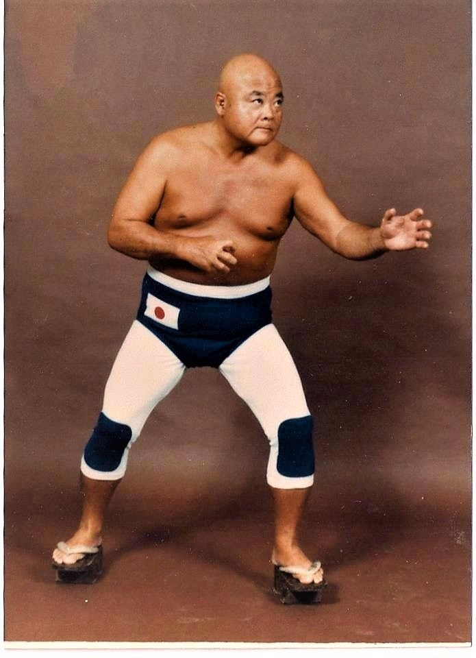 """Tojo Yamamoto was reported to have been involved in a sadistic assault upon """"Dandy"""" Jack Donovan in 1973. It is said that one of his wooden shoes was used as a weapon."""