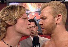 Christian Pullsa Rib on Chris Jericho