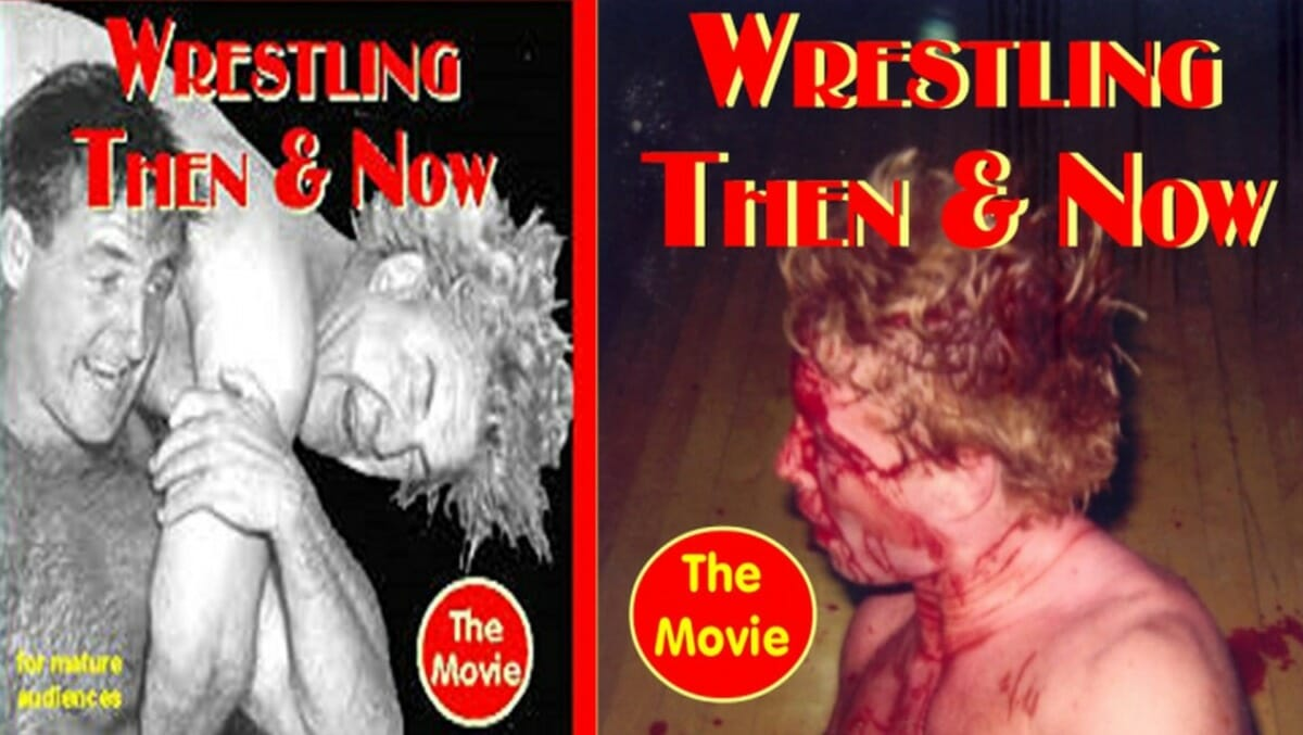 Wrestling Then and Now documentary