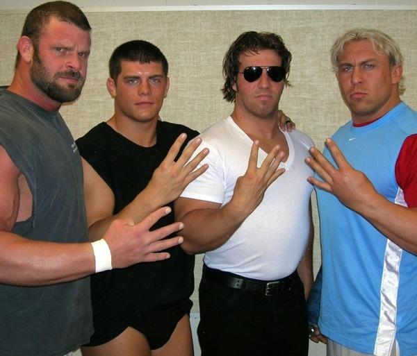 OVW Four Horsemen