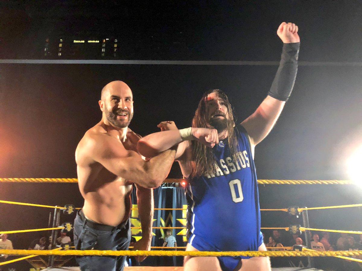 The Kings of Wrestling, Cesaro and Chris Hero