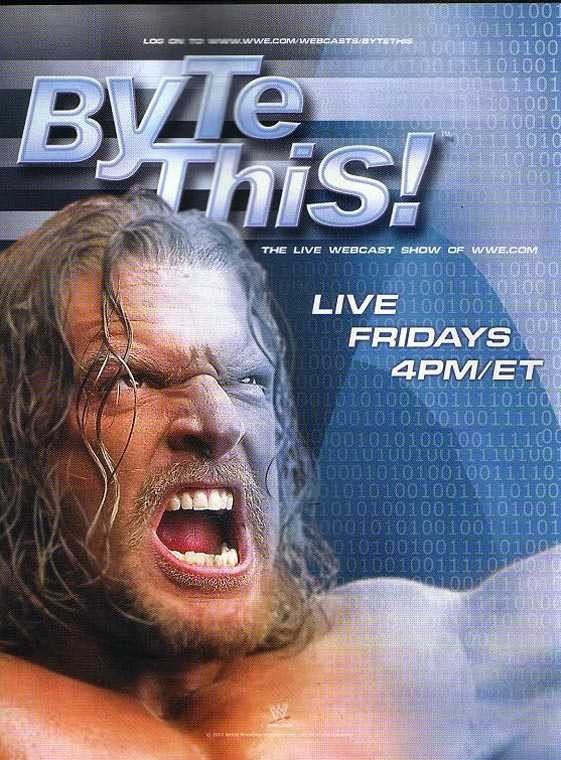 WWE Byte This! | Nostalgic Wrestling Photos