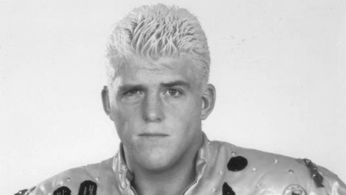 """""""The Natural"""" Dustin Rhodes"""
