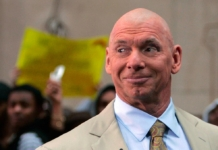 A bald Vince McMahon was a sight to behold!