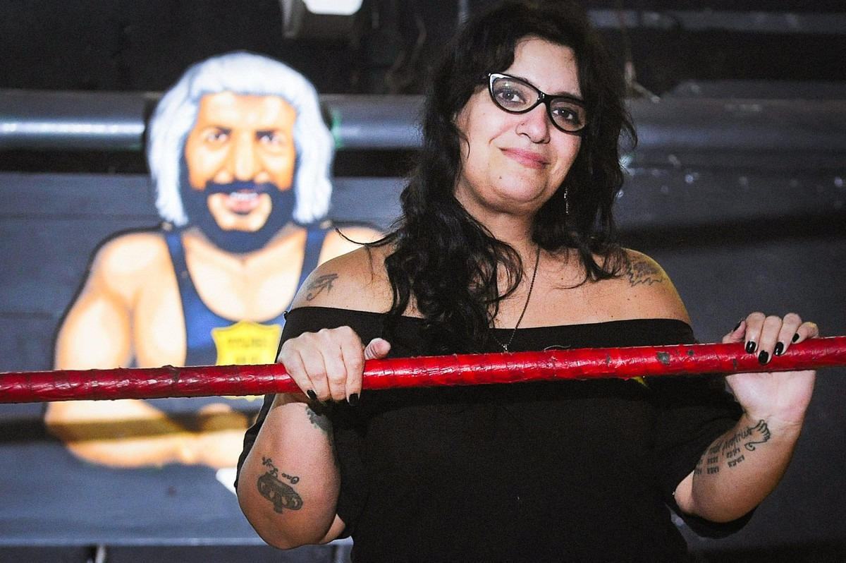 Paulina Kargadián is following in her father's footsteps but also paving her own way with the