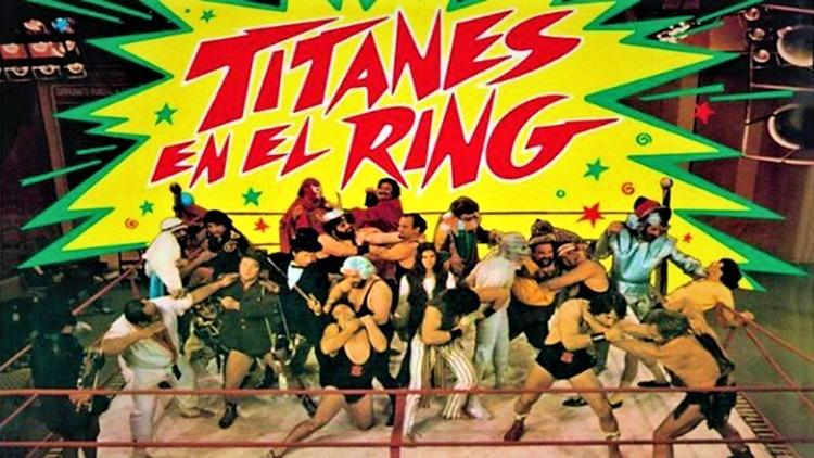 Titanes en el Ring - Argentina's Crazy Wrestling Show