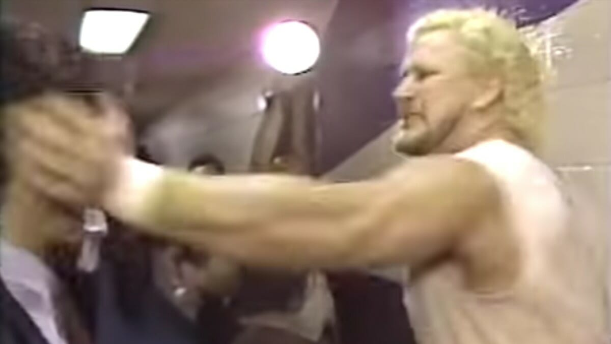 David Schultz and John Stossel | Slaps Heard Round the Wrestling World