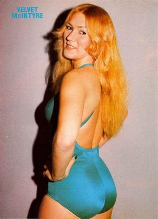 Before Becky Lynch, Velvet McIntyre was the original Irish Lass Kicker