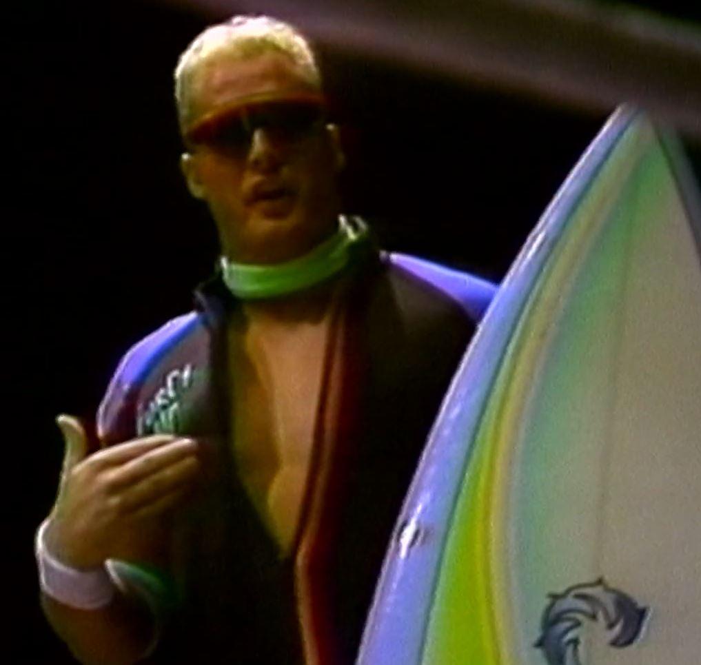Mr. Sandman, the generic surfer. ECW Hardcore TV - April 06, 1993