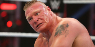 Jim Cornette shares the story of the time he threatened Brock Lesnar with a weapon during Lesnar's OVW days.