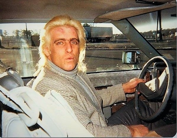 Ric Flair, the stylin', profilin', limousine riding, jet flying, kiss-stealing, wheelin' n' dealin' son of a gun was deemed arrogant by the Dominican fans. They anxiously awaited for Jack Veneno to take the Nature Boy down a notch.