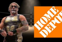 Chris Jericho and the Time Home Depot Saved Him From Disaster