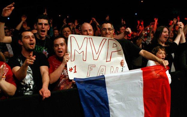 Fans in Lievin, France were lucky enough to attend the WWE event amidst the travel complications. April 15th, 2010. WWE RAW Nightmare!   The Volcanic Eruption That Forced Big Changes