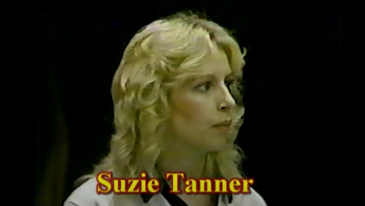Suzie Tanner - Professional Wrestling's First Female Referee