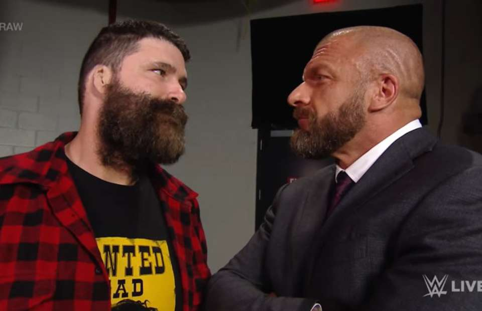 Mick Foley was less than impressed with Triple H's comments on the SmackDown infested RAW episode. WWE RAW Nightmare!   The Volcanic Eruption That Forced Big Changes