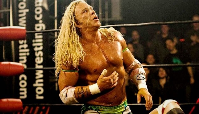 The movie The Wrestler realistically depicts the sacrifice, triumphs, and tragedies many professional wrestlers endure.