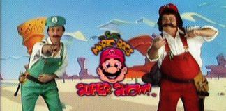 The Super Mario Bros. Super Show!   Captain Lou Albano Opens Up