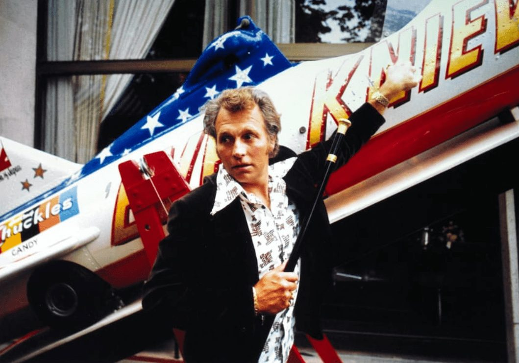 Evel Knievel and Vince McMahon | The Story of a Conman and a Carny
