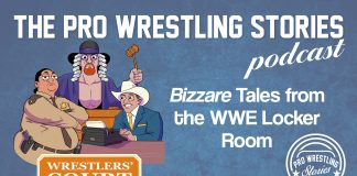 Wrestlers' Court in the WWE - Bizarre Tales from the Locker Room   The Pro Wrestling Stories Podcast
